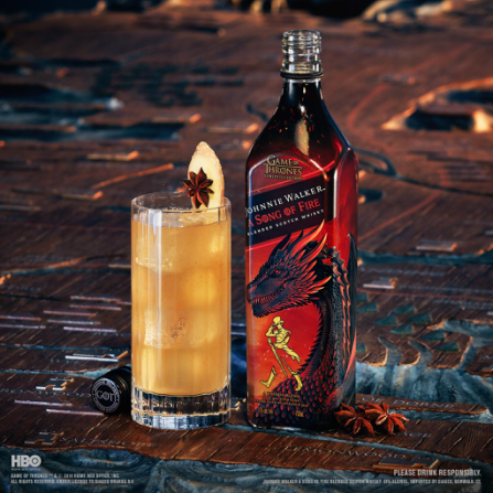 Johnnie Walker Fire and Ice